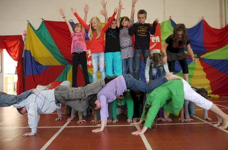 Circus De Sven