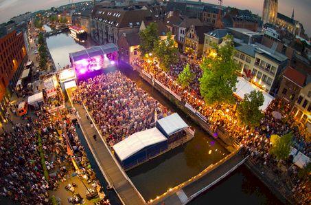 Stage Unit Belgium NV
