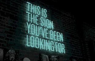 Louder. brand activation