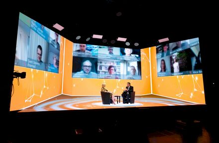 AED Studios en Creationz zetten samen in op hybride events - Foto 1