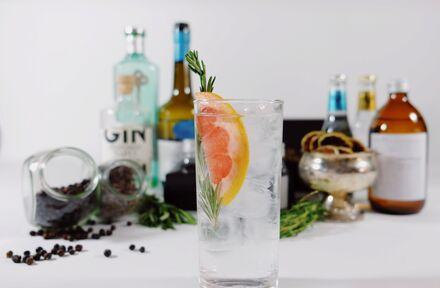 Virtuele gin tasting  - Foto 1