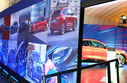 Bring on Tomorrow' Experience by Ford, event in Oostende - Foto 1