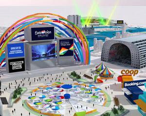 Eurovision Village passe au numérique
