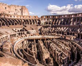 Le Colisée Rome obtient un nouvel étage et organise des événements