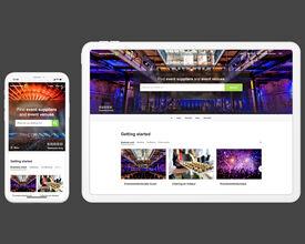 Une nouvelle année, une nouvelle page d'accueil et de nouvelles options de recherche