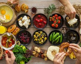 21 buffets de brunch salés que vos participants adoreront